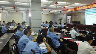 提升服务品质,合肥依玛对安徽华菱电缆加强喷码机培训