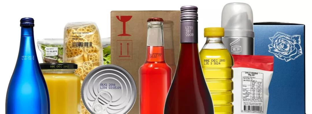 Linx喷码机荣获食品饮料行业创新奖!