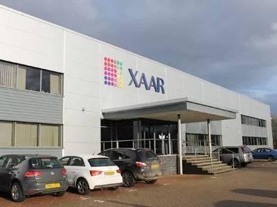 XAAR剑桥总部之旅,一起来了解喷码机喷头的各种故事
