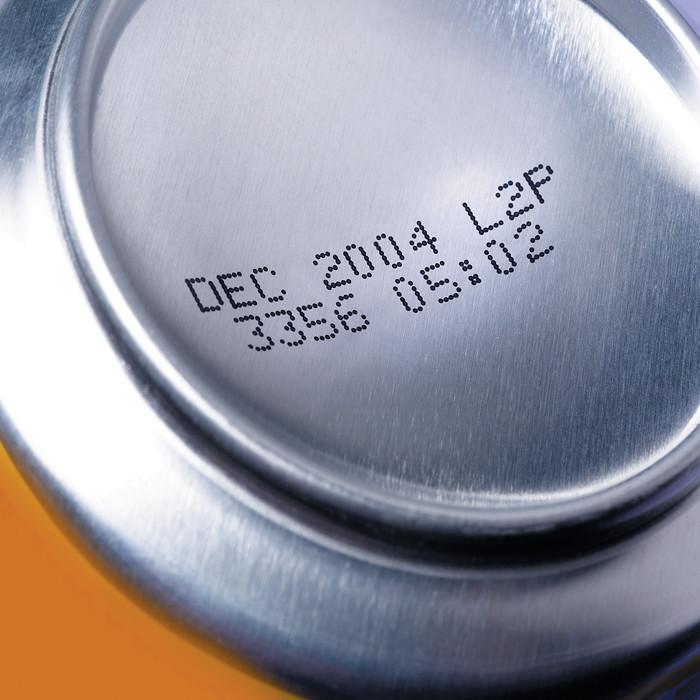 饮料旺季来临,合肥依玛带您了解罐装饮料喷码标识之道