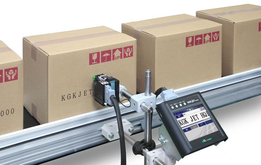 KGK喷码机推出HQ1000系列,C位出道!