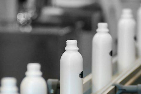 激光喷码机在化妆品、个人及家庭护理产品上的应用