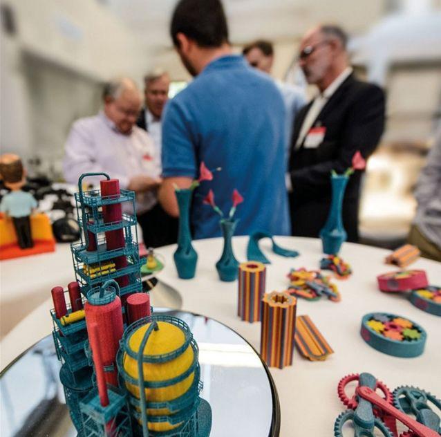 瞄准12万亿美元规模制造业领域,HP布局3D打印