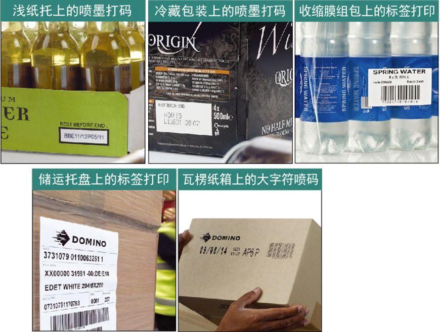 多米诺喷码机智能赋码——饮料行业高速产线的OEE帮手