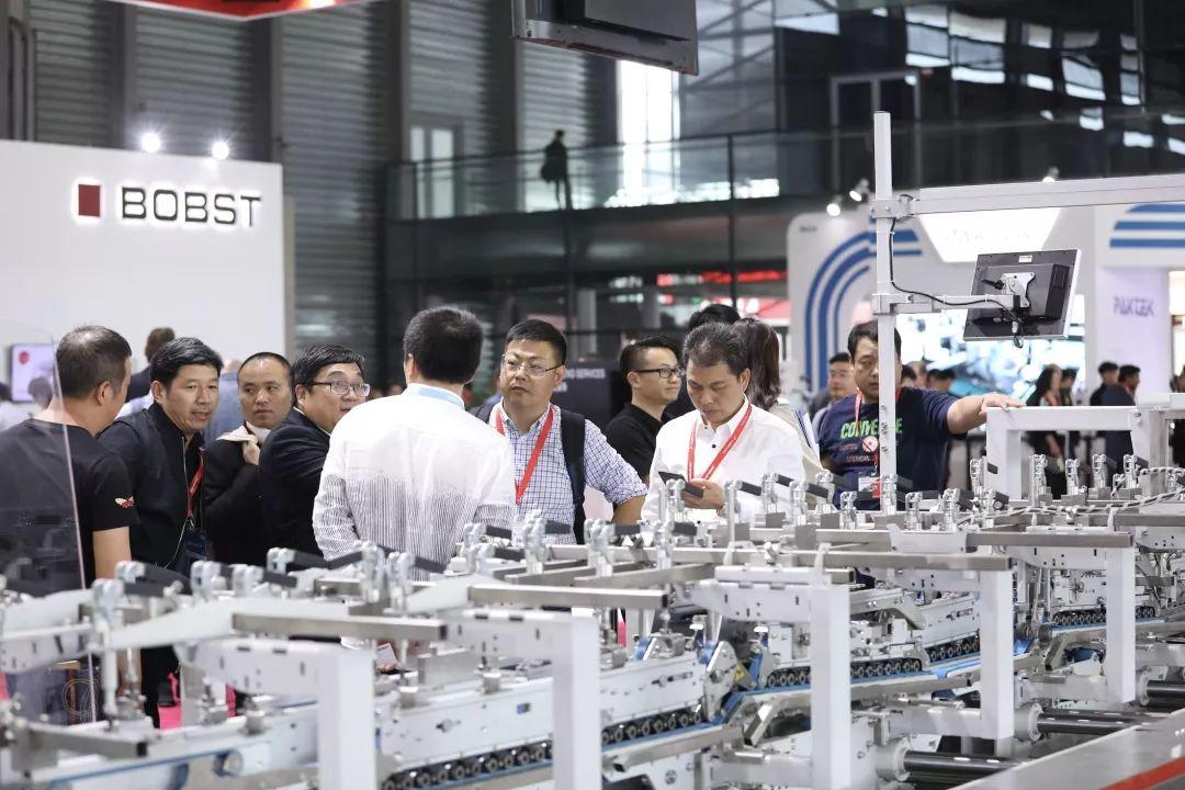 全印展效果爆棚,参观者对博斯特的创新解决方案和中国4.0战略表现出极大的热情