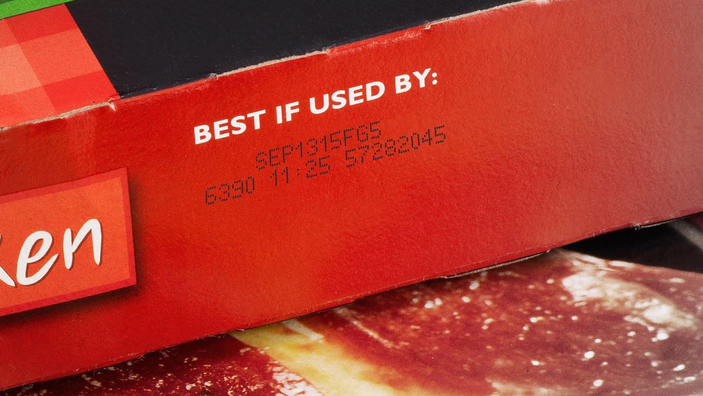 冷冻食品耐用和优质的喷码怎样才能满足可追溯性和食品安全要求