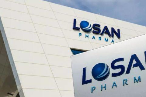 依玛喷码机,让德国LOSAN医药刷新不停机记录