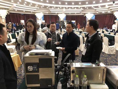 LINX喷码机成功举办西部汽配研讨会