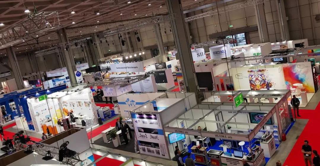 """018意大利国际工业制造印刷技术展在意大利米兰举行"""""""