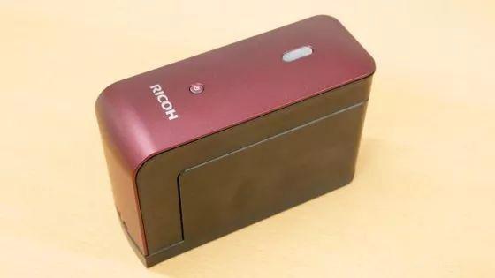 全球最小巧手持式喷码机,RICOH开箱
