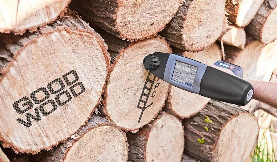 木材手持喷码机