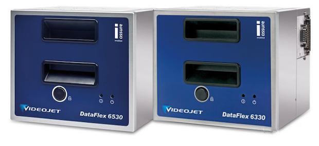 伟迪捷增强型DataFlex® 6530 & 6330热转印打码机上市公告!!