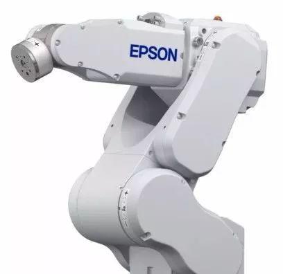 机器人喷码机
