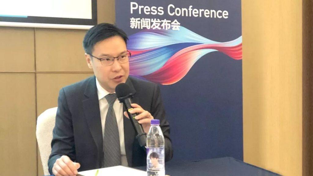 亚太区总经理 谭文浩先生