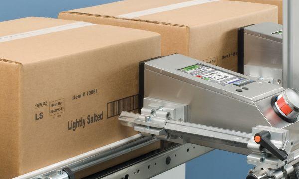 伟迪捷2351纸箱喷码机
