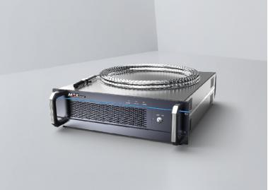 120W MOPA 脉宽可调脉冲光纤激光器