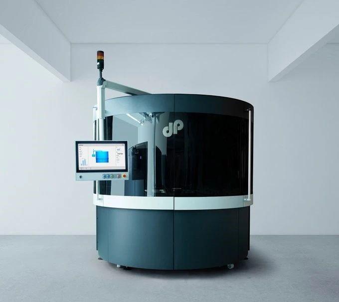赛尔XAAR 1003喷头成功用于工业3D打印机AMpolar i2
