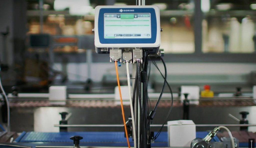 多米诺新一代热发泡喷码机重磅上市、为未来工厂树立新标准 !