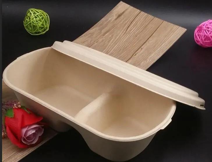 绿色环保降解包装——餐盒喷码