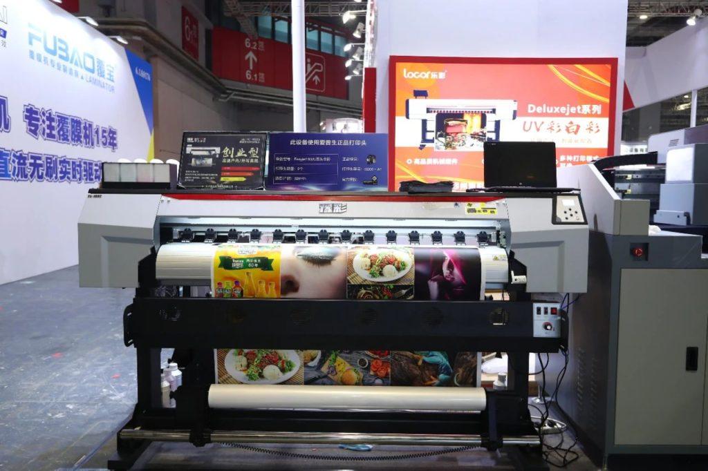 爱普生中国2020 | 上海广印展有多少爱普生打印头的喷印设备?