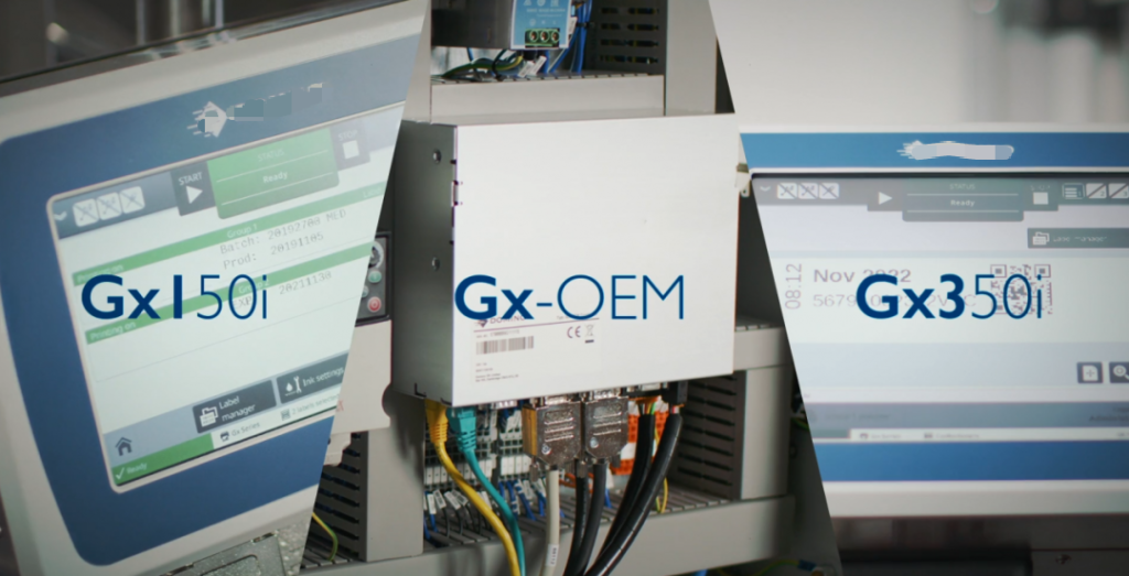 高速高清、易于集成,依玛Gx系列开启热发泡喷码新篇章