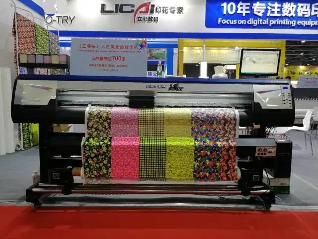"""头I3200打印机亮相!用科学支撑打印生产,解决品牌客户生产""""顽疾""""!"""""""