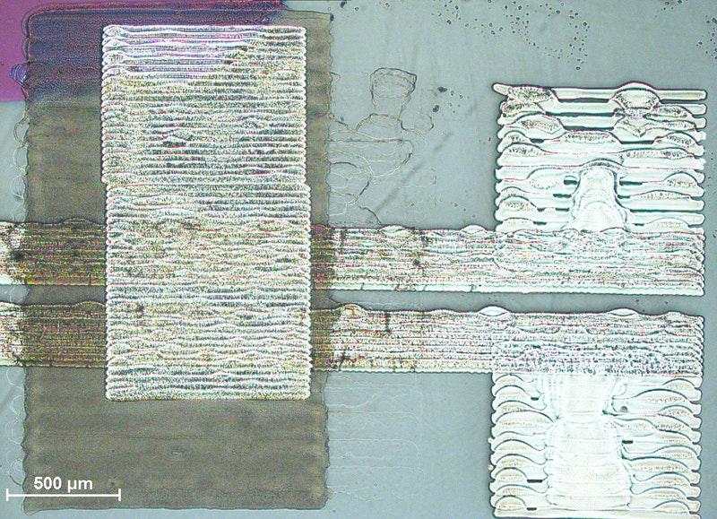 利用喷墨打印技术可以打印石墨烯